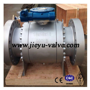 API 6D Class 900lb Forged Steel A105 Ball Valve pictures & photos