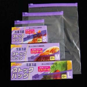 Fumei Plastic Disposable Food Ziplock Bag