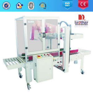 Fx-At5050b Brother Pneumatic Adjust Flaps Folding Carton Sealing Machine pictures & photos