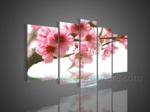 Canvas Flower Art Oil Painting pictures & photos