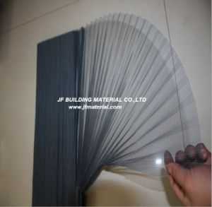 Fiberglass/ Polyester/ PP Pleated Screen Plisse Insect Screen pictures & photos