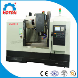 CNC Vertical Milling Machine Center (VMC850) pictures & photos