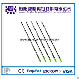 High Purity Tungsten Electrode Rod for TIG Welding pictures & photos