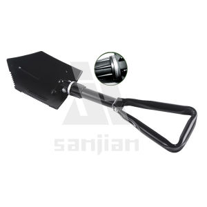 Good Quality Adjustable Hoe Camping Tool Camping Shovel pictures & photos