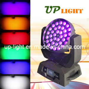 2015 36*18W RGBWA UV 6in1 LED Wash Moving Head pictures & photos