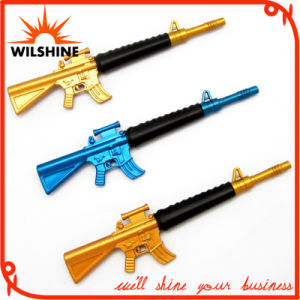 New Design Promotional Novelty Gun Pen for Giveaways (DP0500) pictures & photos
