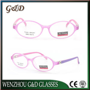 Cute Tr90 Eyewear Eyeglass Kids Optical Glasses Frame 5666 pictures & photos