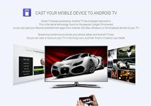 Amlogic S905X Processor Quad Core  2GB RAM Android TV Box pictures & photos
