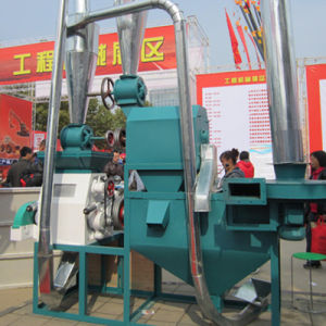 Small Scale Automatic Feeding Wheat Flour Mill pictures & photos