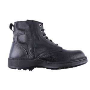 Men Black Color Safety Footwear /Protective Boot