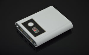 LCD Power Bank Case with Battery Notifier (PW-10)