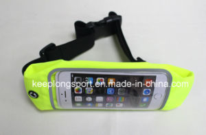 Fashionable Lycra Material Waist Bag for Phone, Phone Case pictures & photos