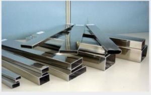 Rectangular Stainless Steel Tube in Standrad of ASTM A554