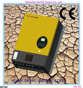 150kw Solar Pump Inverter with MPPT pictures & photos