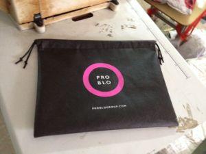 70GSM Non Woven Drawstring Bags for USA pictures & photos