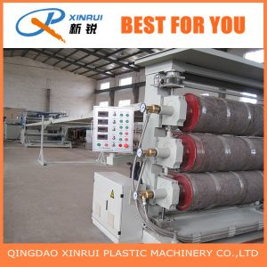 Foam Board Machines of PVC Plastic pictures & photos
