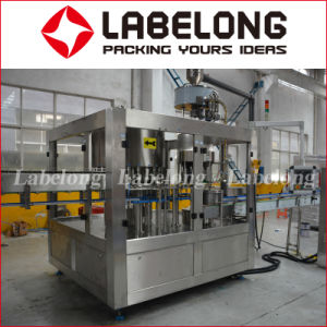 4000bph Automatic Plastic Bottle Edible Oil Filling Capping Machine pictures & photos