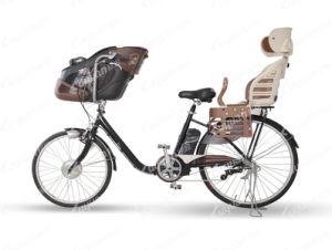 Torque Sensor Babyseat Utility Electric Bike (PB108) pictures & photos