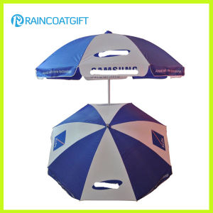 Best Solution for Outdoor Advertising High Quality Promotional Beach Umbrella pictures & photos
