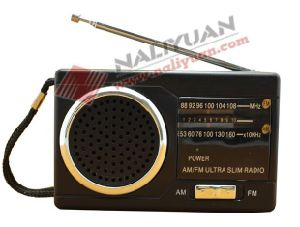 Japanese Frequency Am/FM 2 Band Radio (NR0703)