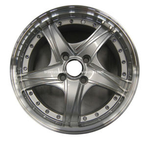 Alloy Car Wheels Manufacturer pictures & photos