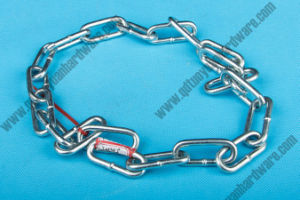 Marine Hardware Parts Lifting Welded Steel Iron Link Chain pictures & photos