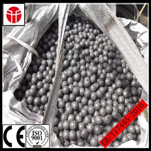 Middle Chrome Casting Steel Ball for Mines pictures & photos