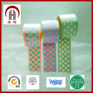 Design Adhesive BOPP Printing Tape for Packing & Decoration pictures & photos