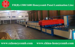 Hf (B) -1450 Honeycomb Panel Lamination Machine Line pictures & photos