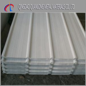 Prepainted Color Gi Corrugated Roofing Sheet pictures & photos