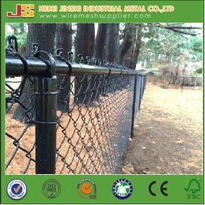 High Quality Used PVC Coated Chain Link Fence pictures & photos