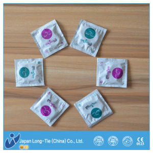 Best Selling Latex Dotted Condom pictures & photos