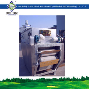 Integrated Belt-Typed Thickening and Dehydrating Machine