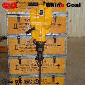 Yn27 Pionjar Gasoline Internal Combustion Rock Drill for Rock Quarry pictures & photos