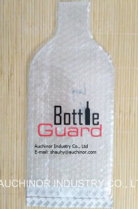 PVC Wine Bottle Bubble Cushion Bag and Ice Cooler Bag pictures & photos