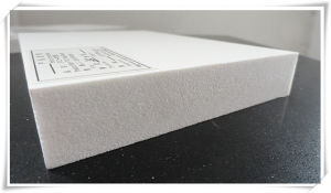 High Density White 12mm PVC Foam Board for Cabinet, Skirting pictures & photos
