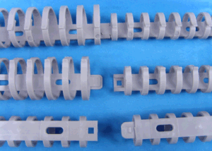 Open Slot Cable Raceway Flexible Wire Duct Trunking pictures & photos