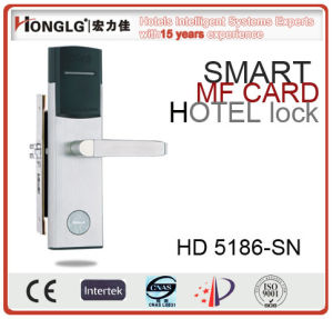 2015 New Product Smart Digital Card Hotel Lock (HD5186) pictures & photos