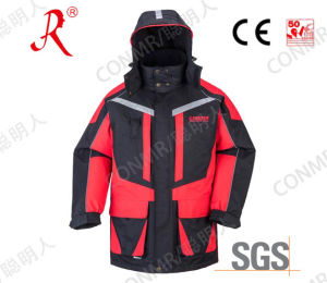Winter Sea Fishing Flotation Jacket (QF-9076A) pictures & photos