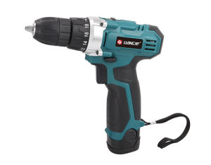 10.8V Cordless Drill Driver Lithium Power Tool pictures & photos
