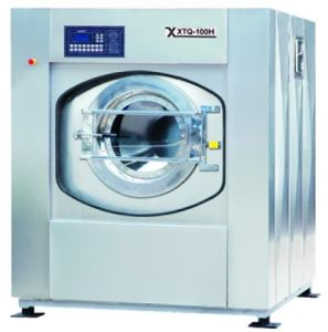 Industrial Washing Machine Price/Laundry Equipment (XTQ-100) pictures & photos