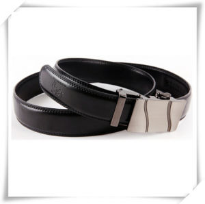 High Quality Men′s Leather Belts for Promotional Gift (TI06010) pictures & photos