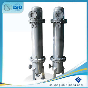 Practical Industrial Stable Screw Air Cooler Used for Air Compressor