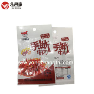 Food Plastic packaging Bag for Dry Beef