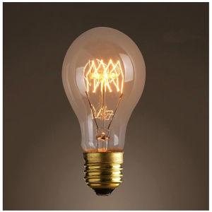 Vintage LED Edison Bulbs/ A19-Quad Loop Edison Bulb (MC-QP-1020)