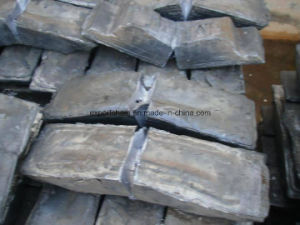 National Standarded Pb Ingot 99.994% Lead Ingot pictures & photos