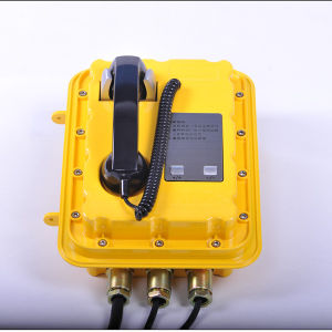 China Manufacturer Standard Antique Explosion Proof Telephone
