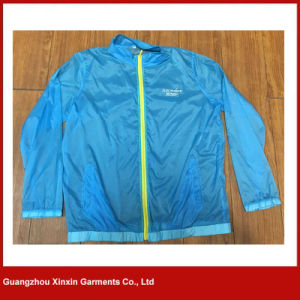 Wholesale Printing Unisex Jacket Coat for Promotion (J160) pictures & photos