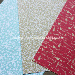 """Christmas DIY Scrapbooking 6X6"""" Patterned Paper Pack Handmade 12X12"""" Scrapbook Paper pictures & photos"""