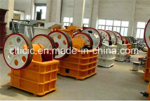 PE Series Stone Jaw Crusher Machine pictures & photos